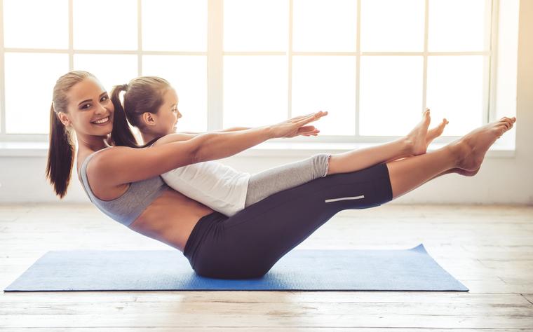 5 cuidados em Pilates Kids que devemos ter durante as aulas