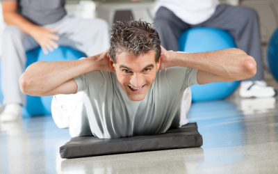 Especial Dia dos Pais | Método Pilates como treino para homens de meia idade