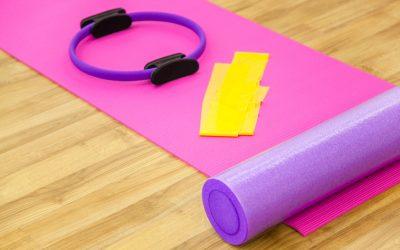 Tudo o que você sempre quis saber sobre acessórios de Pilates (+6 exercícios incríveis)