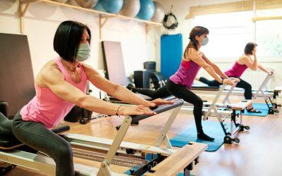 8 medidas de prevenção ao Covid-19 para utilizar na reabertura de seu Studio de Pilates