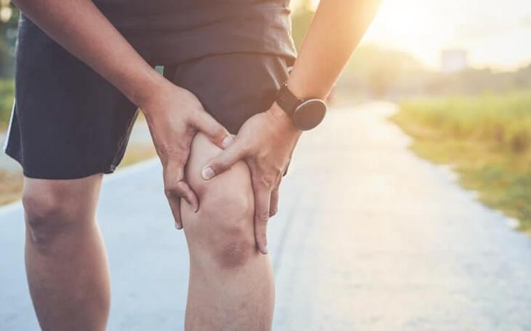 Guia rápido de tratamento para joelho