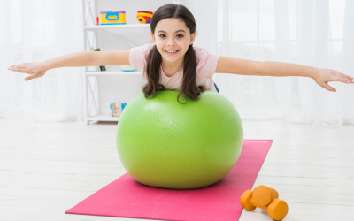 Pilates Kids em Studios: o que devo saber para aplicar a modalidade?