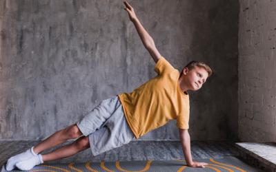 Como incluir o Pilates para Crianças nos Studios?