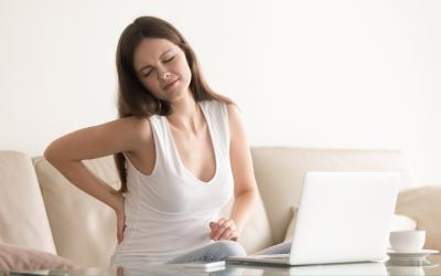 Os 4 melhores exercícios para tratar Dor Lombar