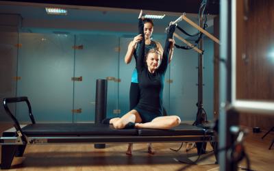 Como se preparar para ministrar aulas de Pilates?