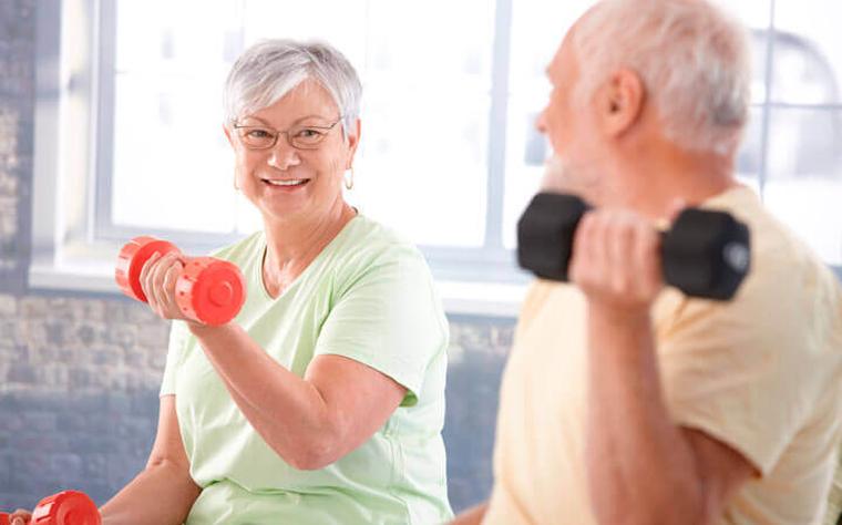 Por que idosos devem praticar Treinamento Funcional?