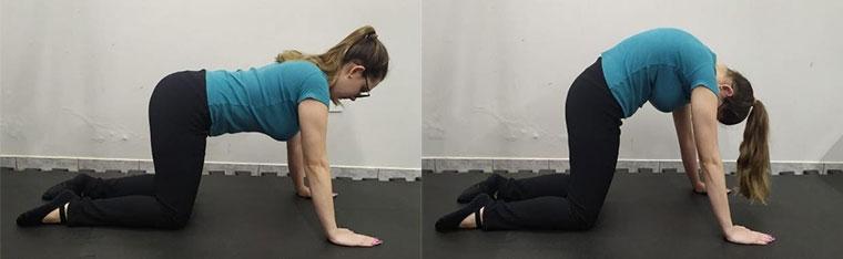 exercicio-para-aliviar-dor-na-coluna-com-pilates-the-cat