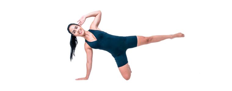 Side Kick-Exercícios de Pilates para a imunidade