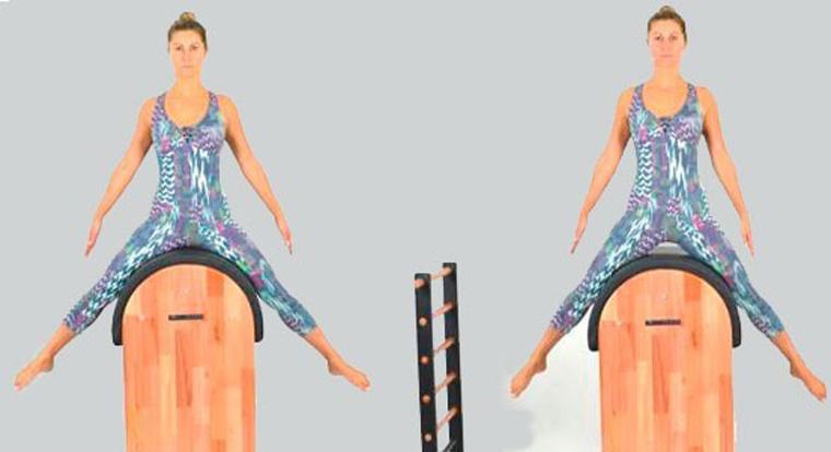 01 - Horse Barrel: Os melhores exercícios de Pilates para a reabilitação do quadril