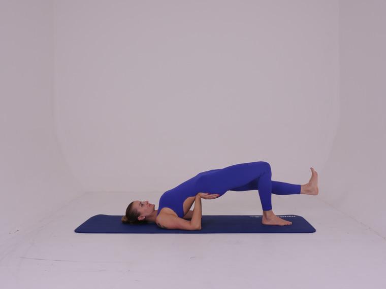01 - Shoulder Bridge: Os melhores exercícios de Pilates para a reabilitação do quadril
