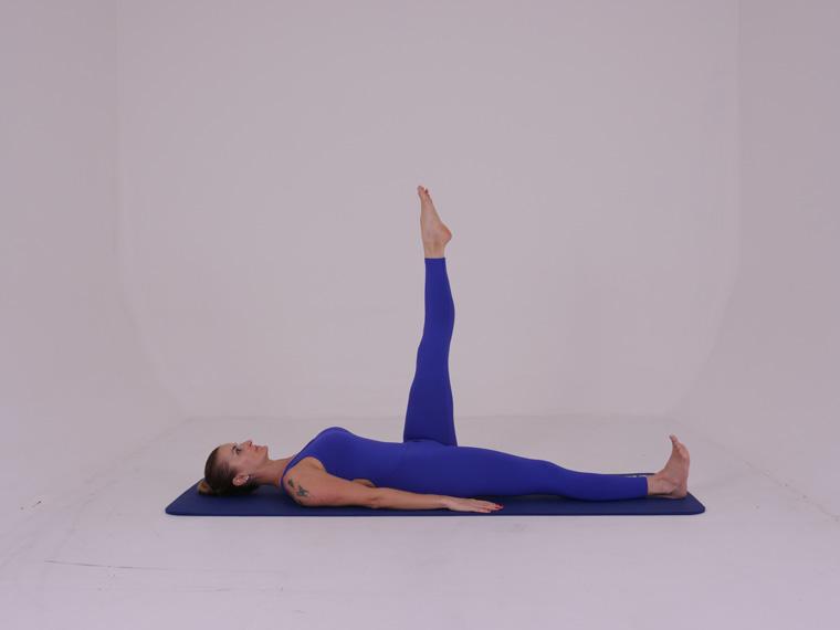 02 - Single Leg Circle