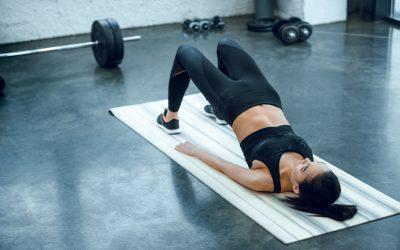 Os melhores exercícios de Pilates para a reabilitação do quadril