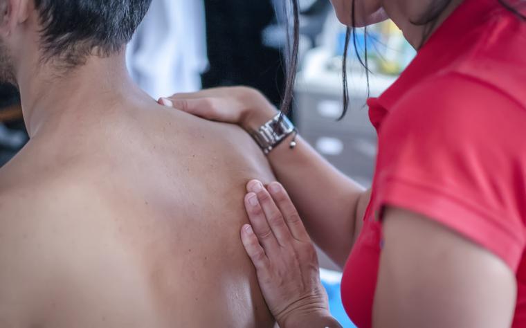 As melhores técnicas de Terapia Manual para tratamento de Ombro
