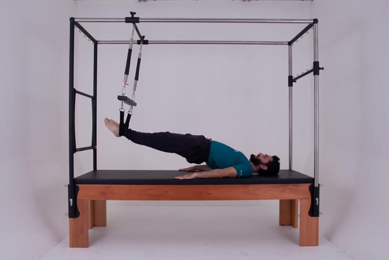 Bridge -  15 exercícios de Pilates para o tratamento da hérnia de disco