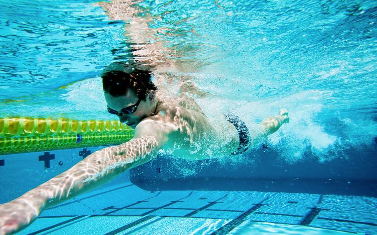 Os benefícios do Método Pilates para os nadadores