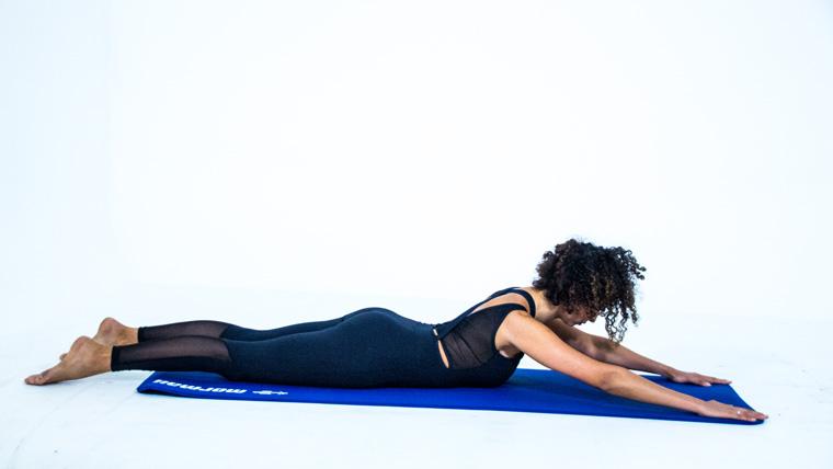 Swan - 15 exercícios de Pilates para o tratamento da hérnia de disco
