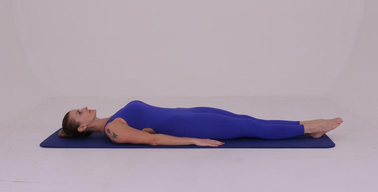 The Corkscrew - exercícios originais de Pilates