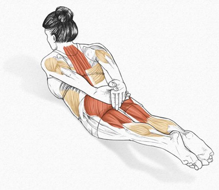 The Double Kick - exercícios originais de Pilates
