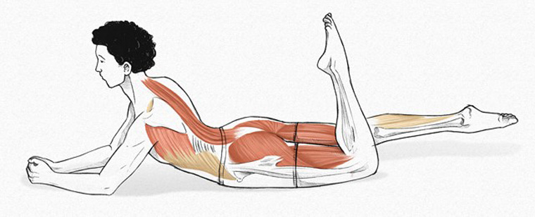 The One Leg Kick - exercícios originais de Pilates