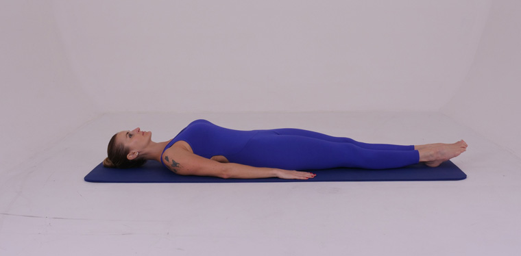 The Roll Over with Legs Spread
