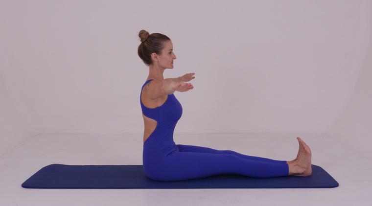 The Spine Twist
