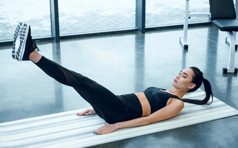 Os 10 melhores exercícios de Pilates para o tratamento de artrose de quadril
