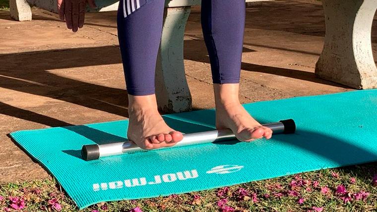 O que é o Pré Pilates para os pés? (+5 Exercícios)