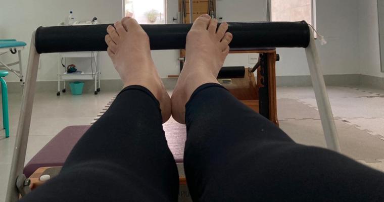 Exercício 1 - Tendon Stretch