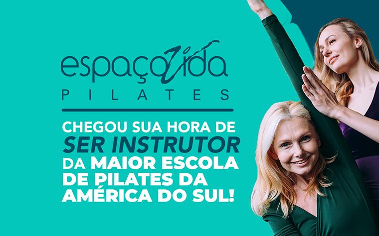 Faça parte da equipe de Treinadores VOLL Pilates Group