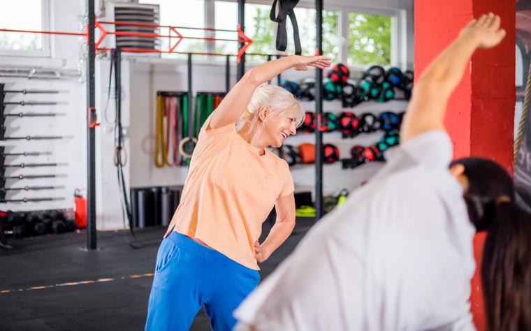 O Método Pilates pode auxiliar nos processos do envelhecimento?