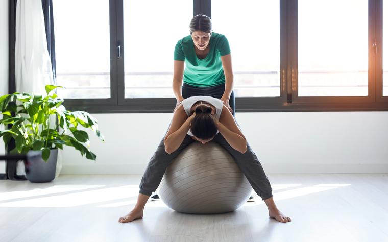 Quais músculos e articulações são trabalhados pelo Método Pilates na gestação?